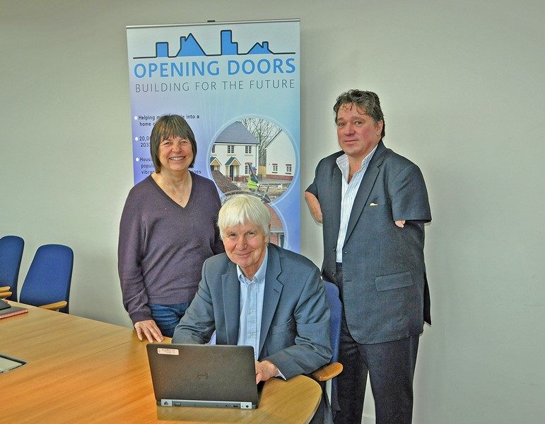 Opening Doors launches Home Ownership Register in Dorset