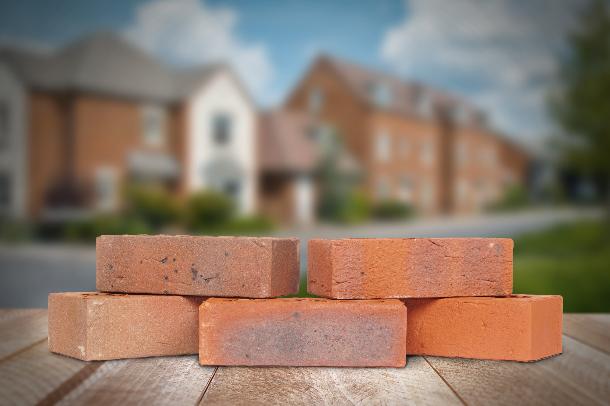 Wienerberger launches five new bricks for new-build