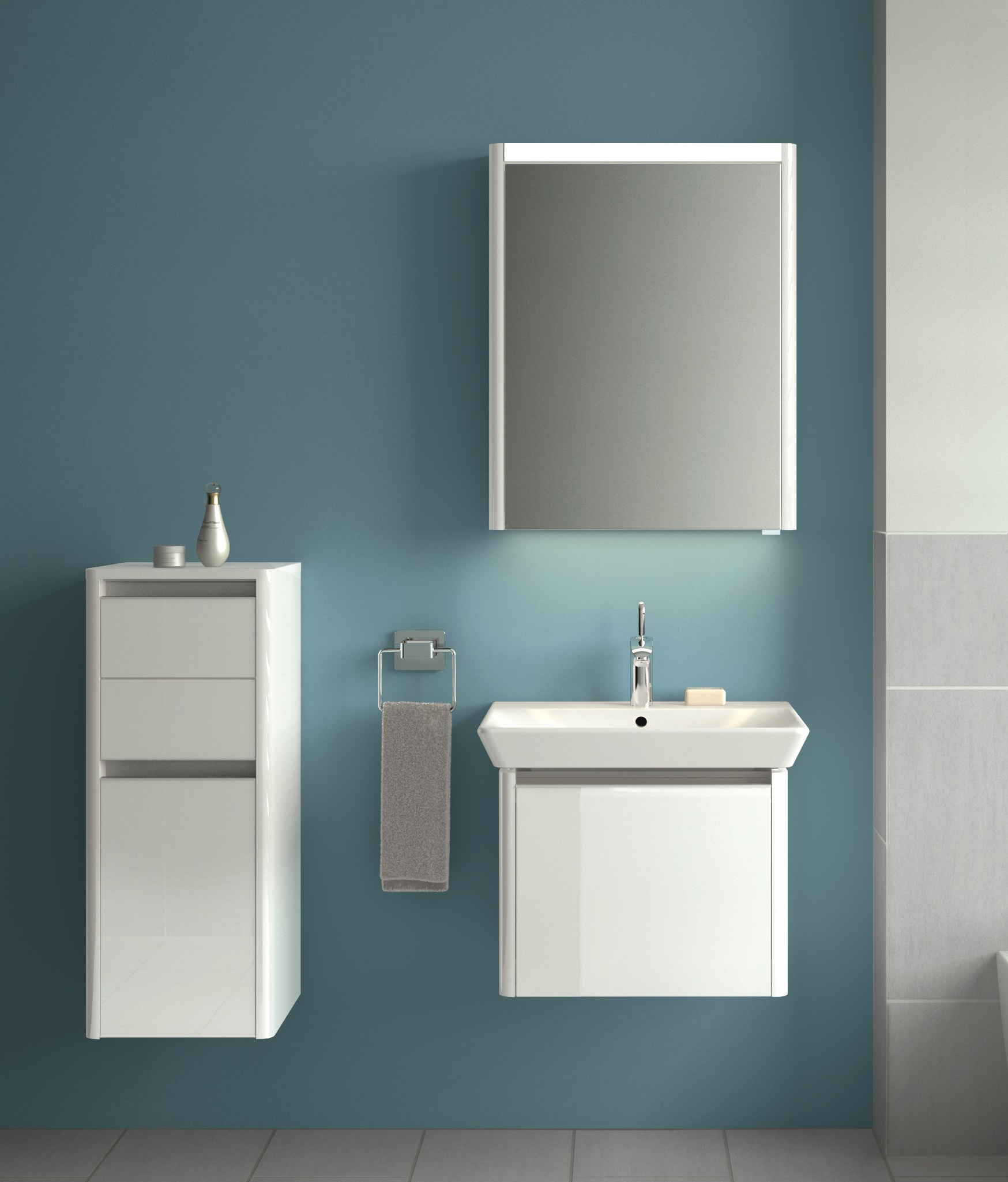 Discussing wall hung bathrooms with VitrA