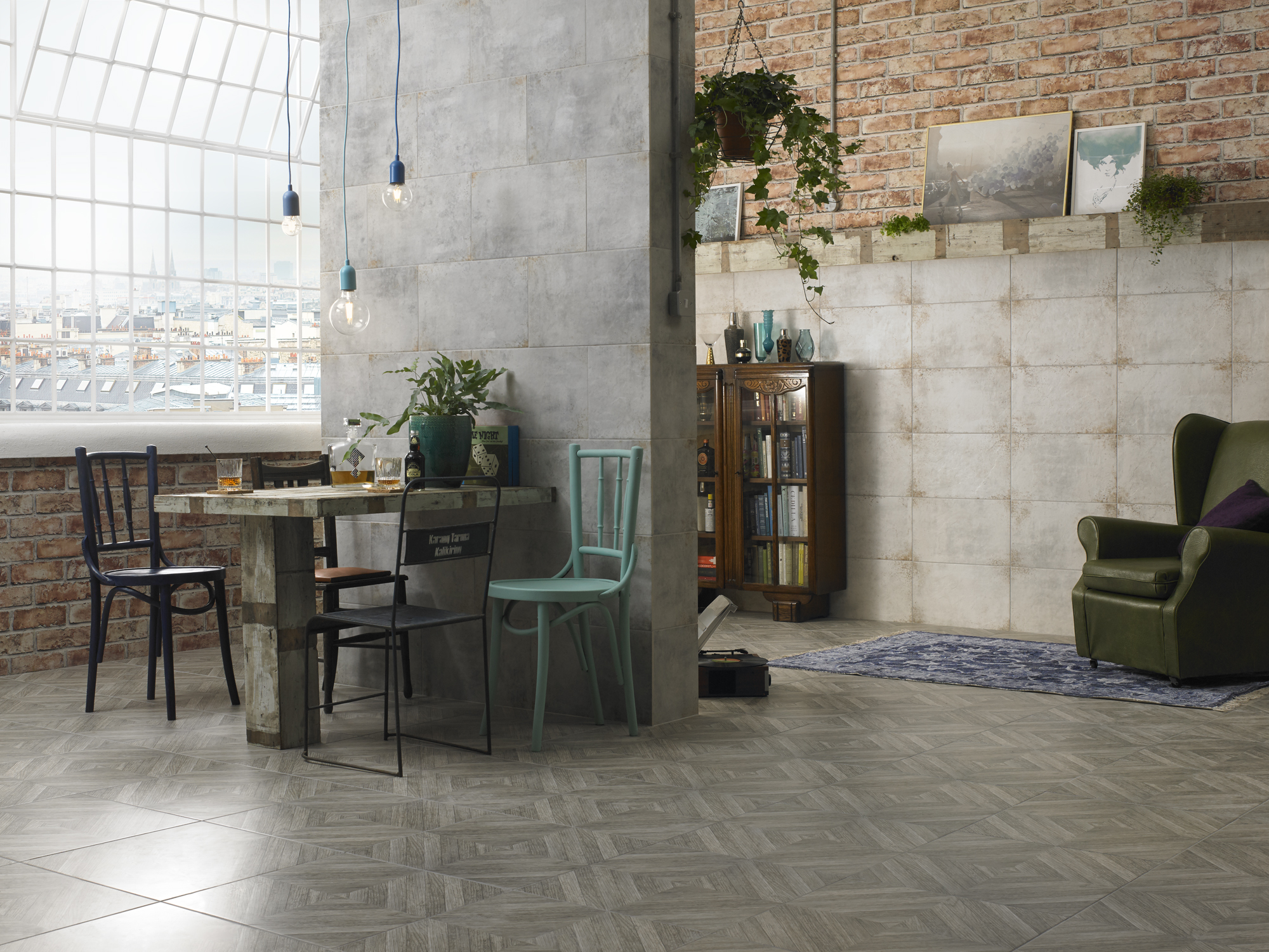 British Ceramic Tile looks at the trends influencing interior spaces and surfaces in 2018