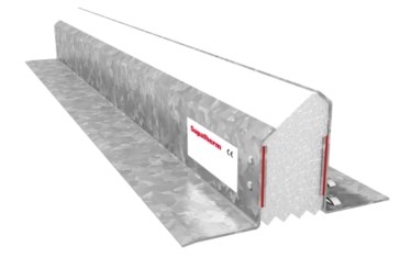 The benefits of thermally broken lintels