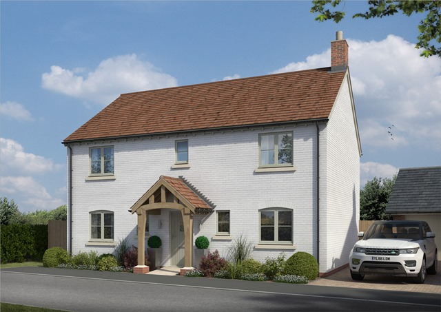 Planning permission granted to Freeman Homes at Weobley