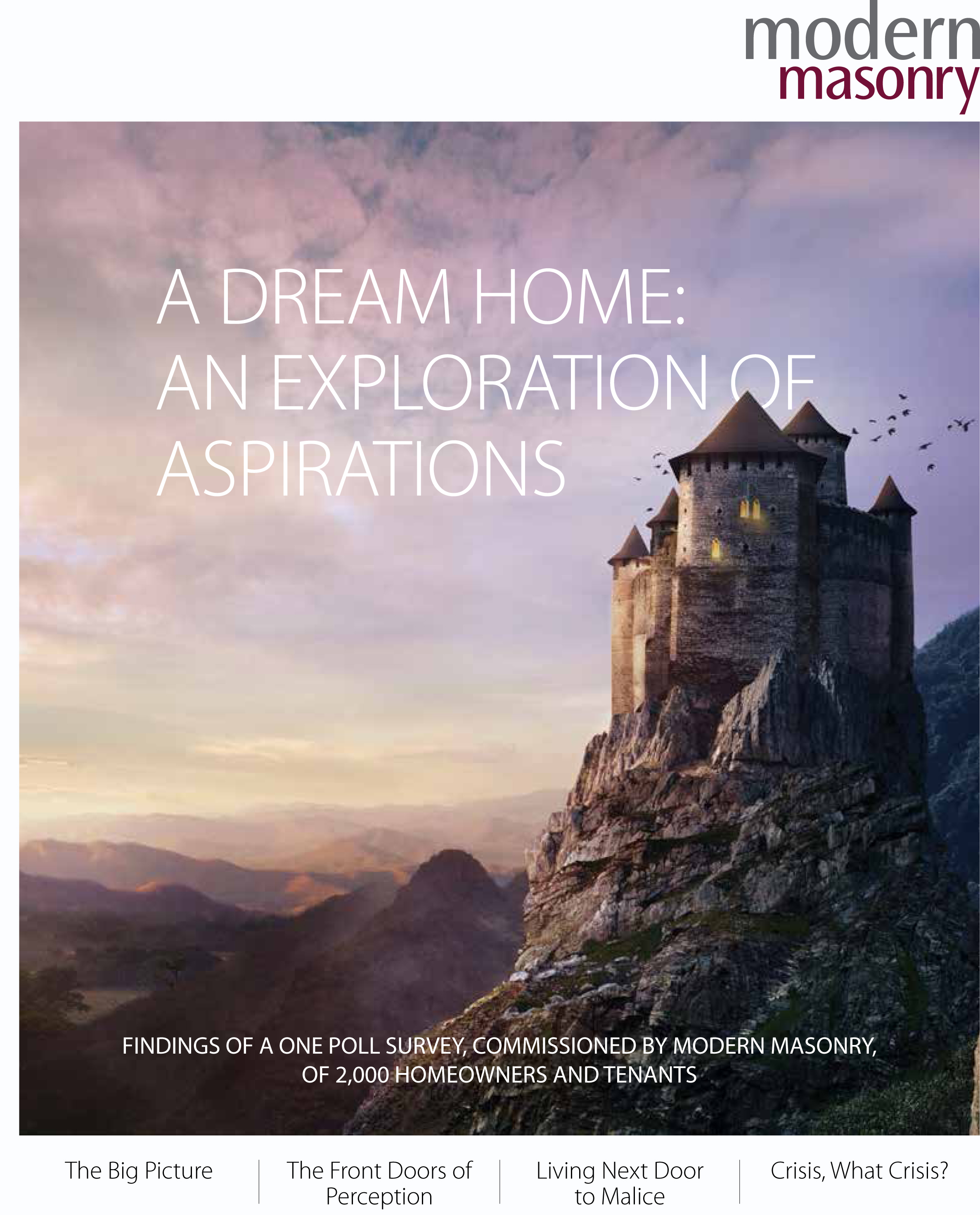Research launched about UK homebuying aspirations