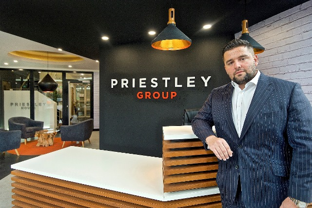 Priestley Group unveils £1.2m head office transformation