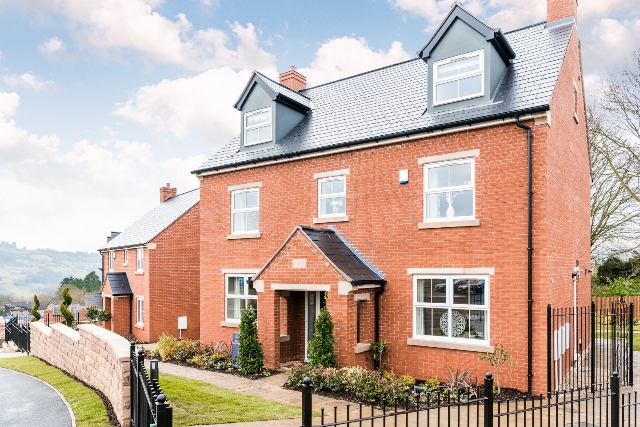 William Davis Homes welcomes 'huge influx' of visitors to Matlock showhomes