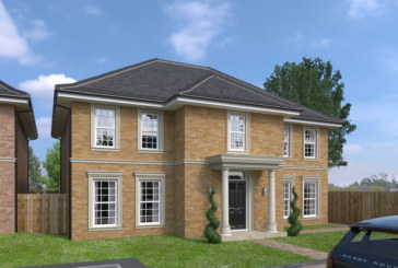 Approved new house designs revealed for redevelopment project in Swanland