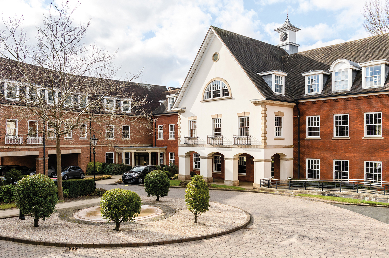Elevate Property Group acquires Princes Gate in Solihull