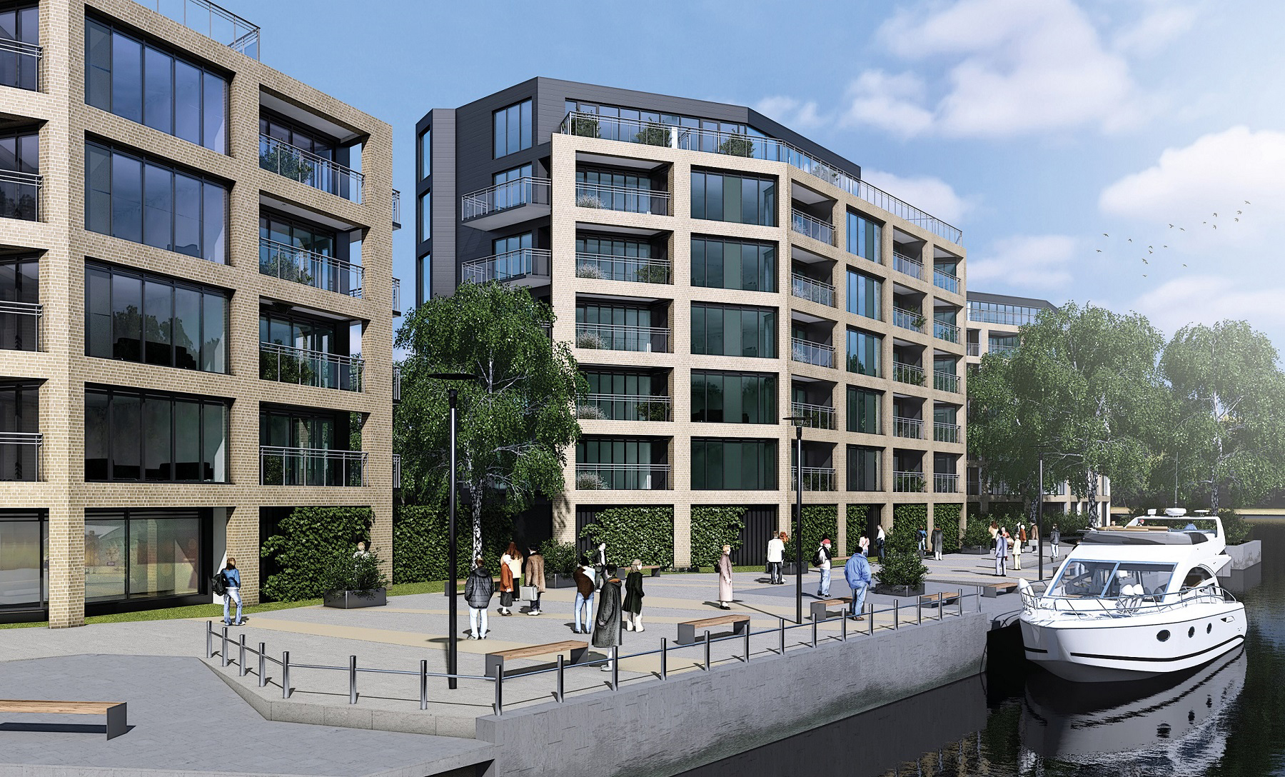 KMRE purchases site for £25m development on River Trent
