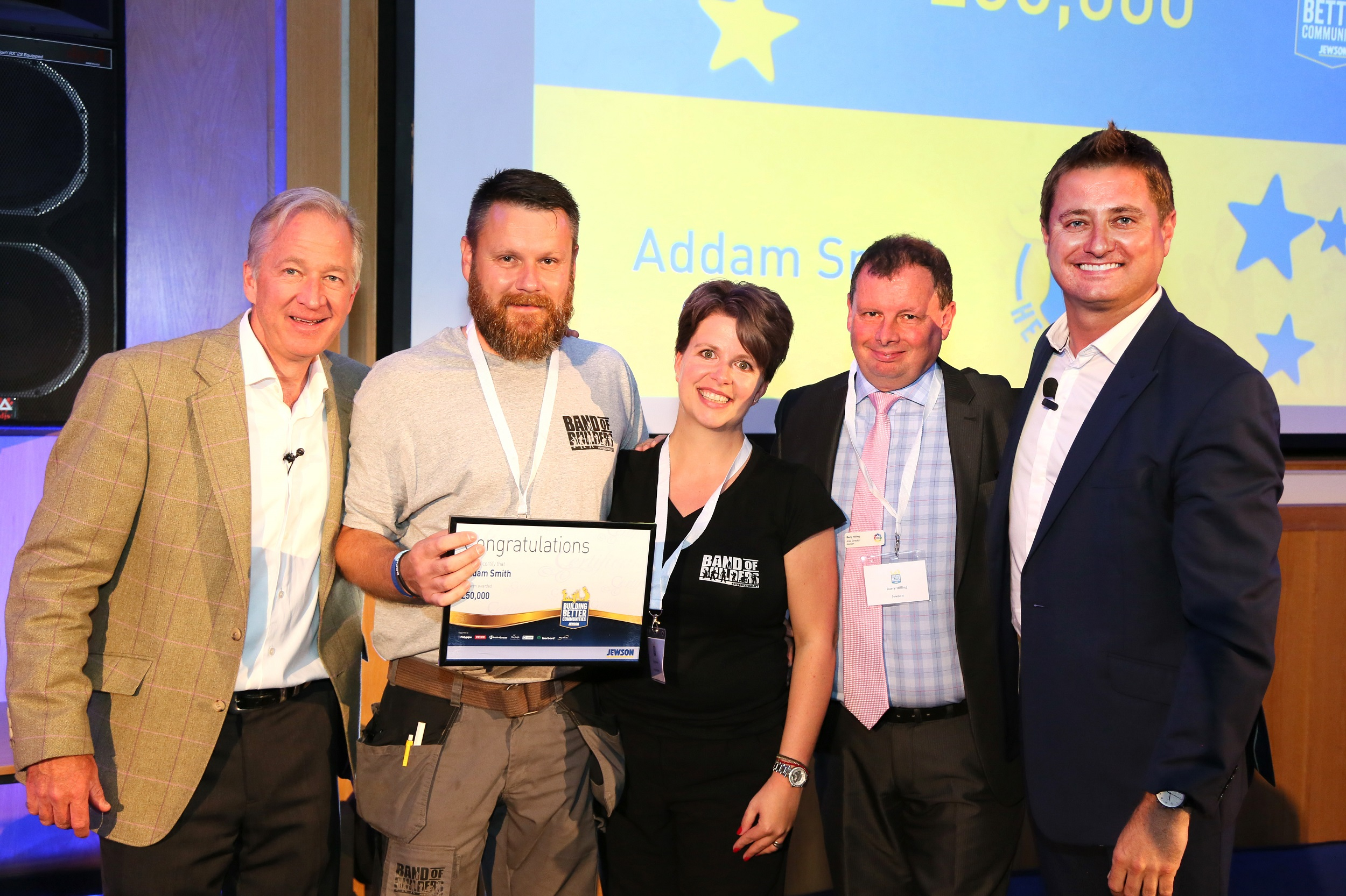 Jewson launches fund to support housebuilders and projects in need