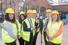 National brownfield centre to open in Wolverhampton