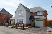Show home now open at Redrow's Derby development