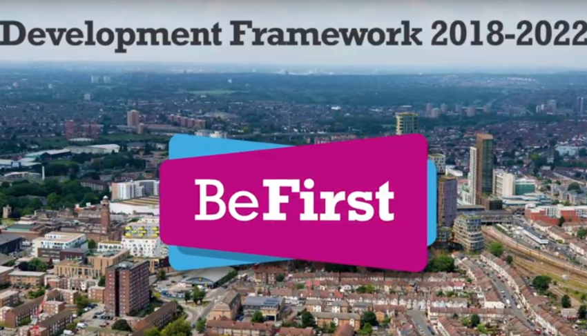 Be First development framework announced