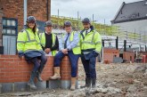 Construction begins at Hull's new urban village
