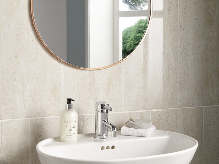 Peveril Homes join forces with British Ceramic Tile