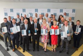Honours awarded for highest performing UK construction sites