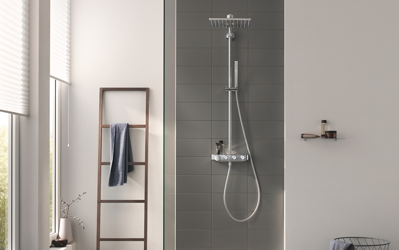 grohe launches euphoria smartcontrol phpd online. Black Bedroom Furniture Sets. Home Design Ideas
