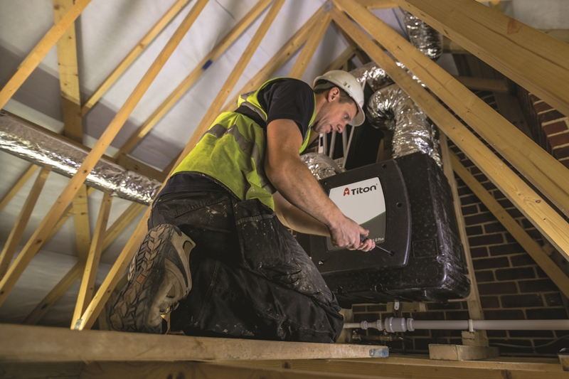 Ventilation's key role in creating a healthy home