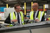 H+H's newly refurbished Borough Green factory officially opened