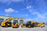 Lord Bamford opens new Scot JCB depot in Edinburgh