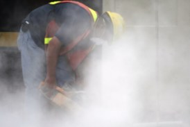 Construction sector advised to 'work smarter' on reducing Silica dust risks
