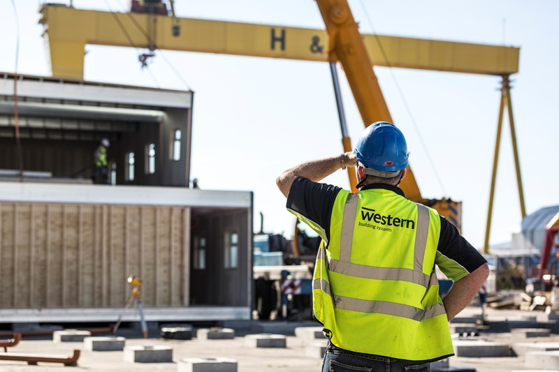 Western appointed to £400 million framework