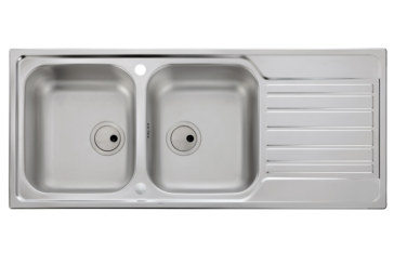 Abode adds new stainless steel sink insert to Connekt range