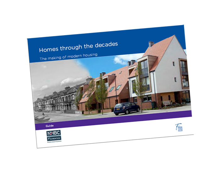 Development of the modern home charted by NHBC Foundation report