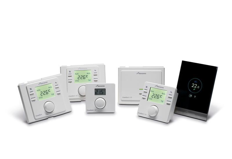 Worcester extends heating controls range