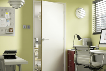 New High Pressure Laminate doors from Premdor