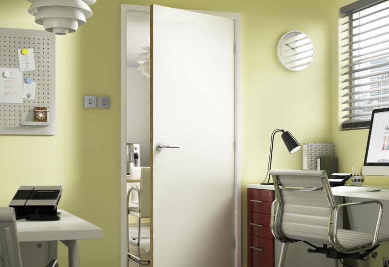 New High Pressure Laminate doors from Premdor
