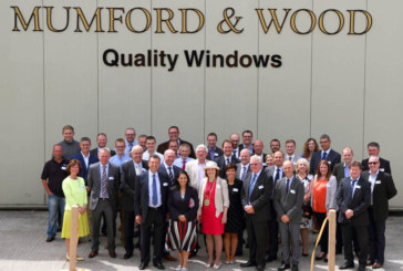Mumford & Wood opens new timber window production line