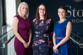 Story homes drives recruitment