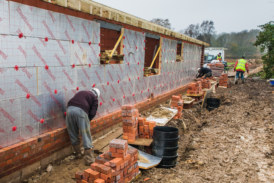 SME builders and Unite the union agree 5% pay rise over two years