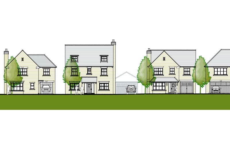 Keyland and Rouse Homes submit plans for 22 new homes in Richmond