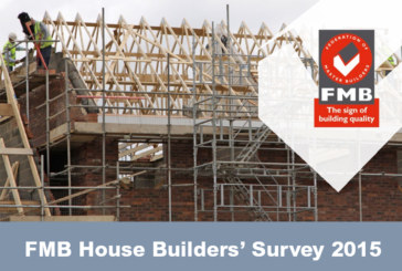 Easier finance helping small housebuilders, says FMB
