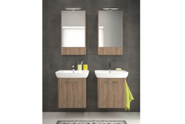 Twyford introduce three new mirror cabinets