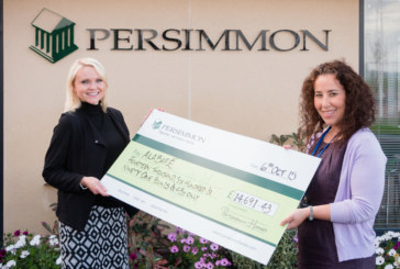 Persimmon Homes East Wales raises £15k to help Welsh veterans