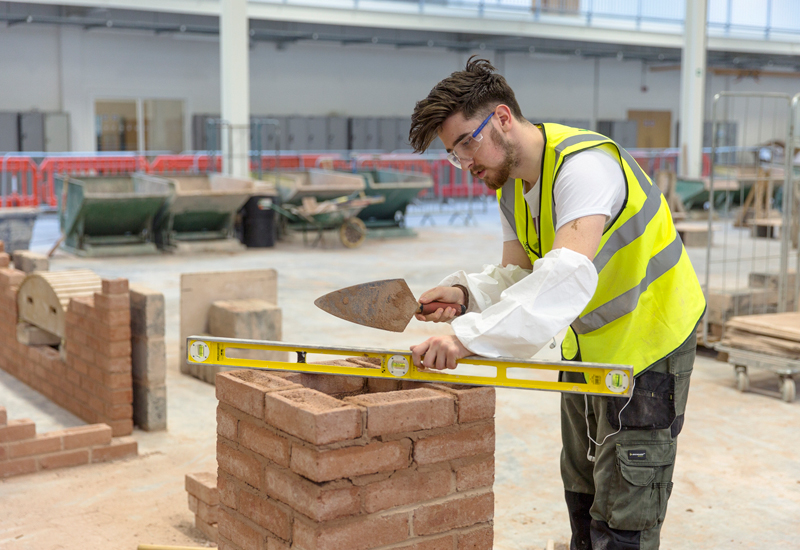 New sponsors for Leeds College of Building