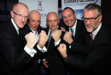 Considerate Constructors Scheme raises £11k for Construction Industry Helpline