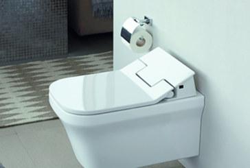Duravit reveals latest toilet tech
