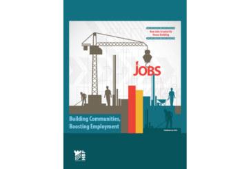 House building creates 100,000 jobs in England