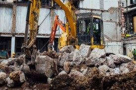 Latest figures show drop in construction sector