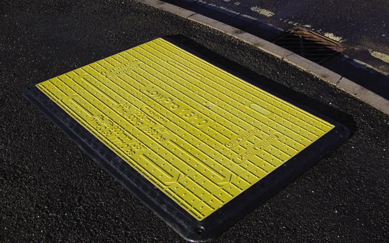 Oxford Plastics' Driveway Board