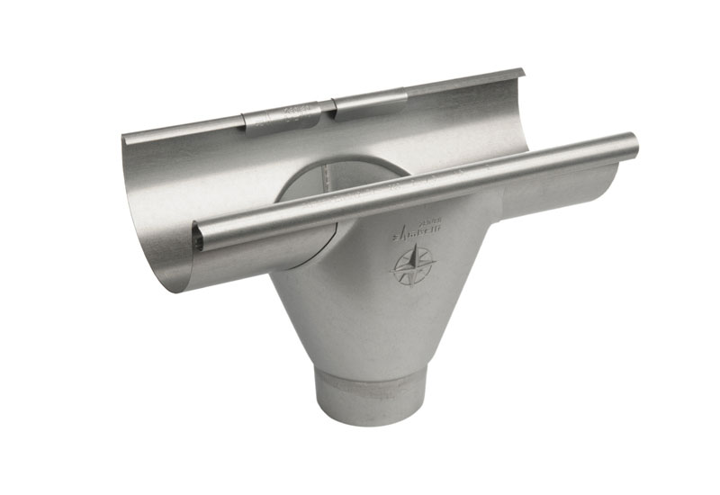Alumasc Rainwater add outlet to range