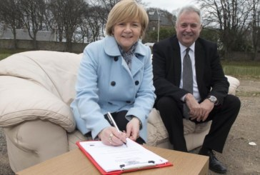 2,000 new homes for Aberdeen