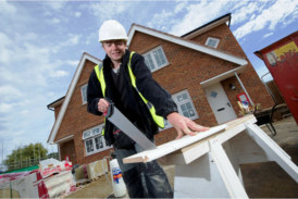 Redrow record apprentices