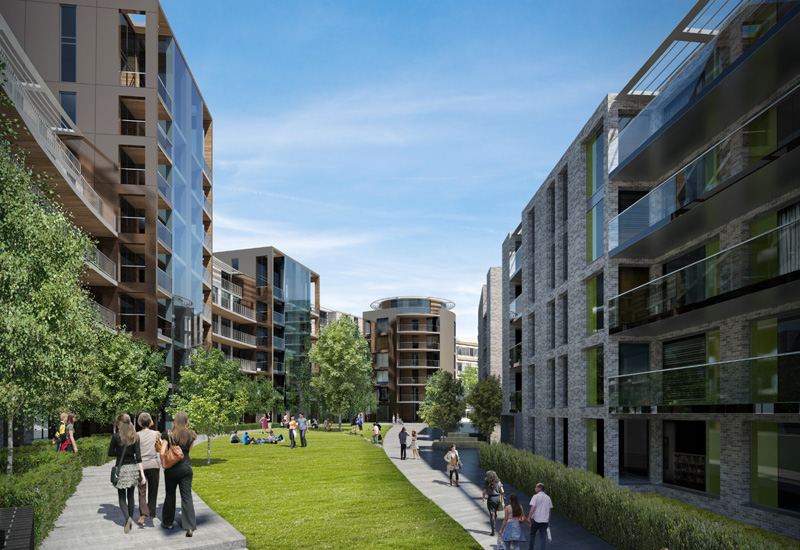Redrow Homes Purchase West Drayton Crossrail Scheme 183 Phpd