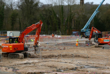Hill start work on Army family homes at Tidworth