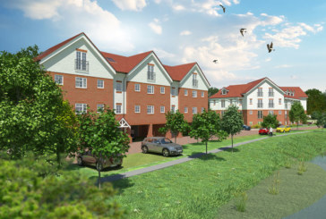Harpenden's first affordable rented homes in generation