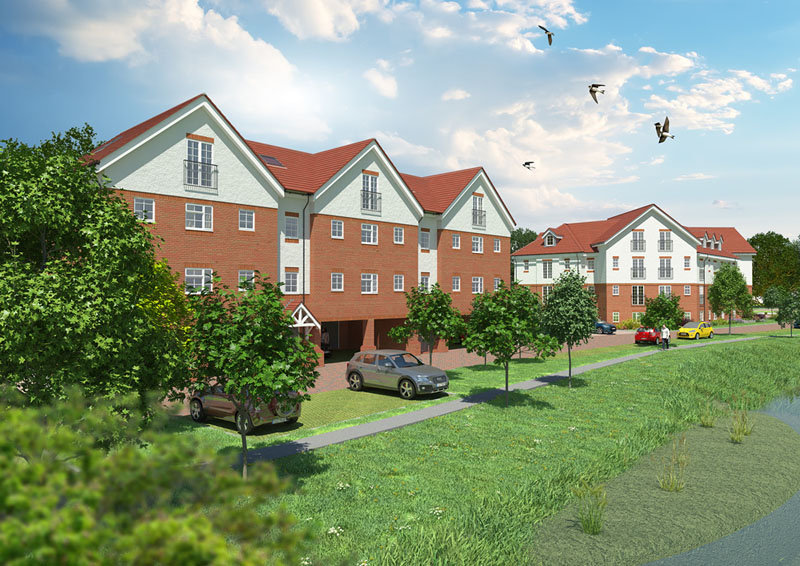 Harpenden S First Affordable Rented Homes In Generation